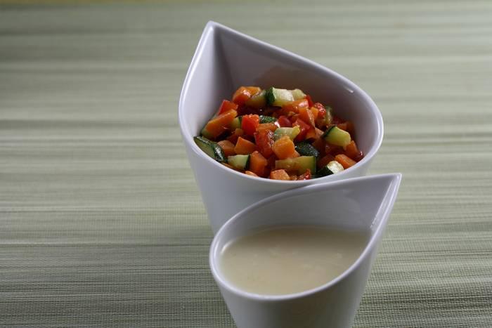 receta de salteado de verduras bajo en sal