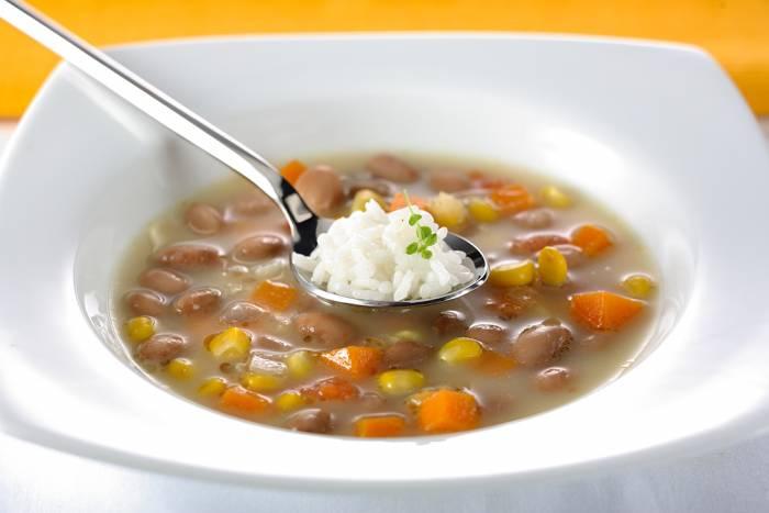 receta de potaje de judias y calabaza